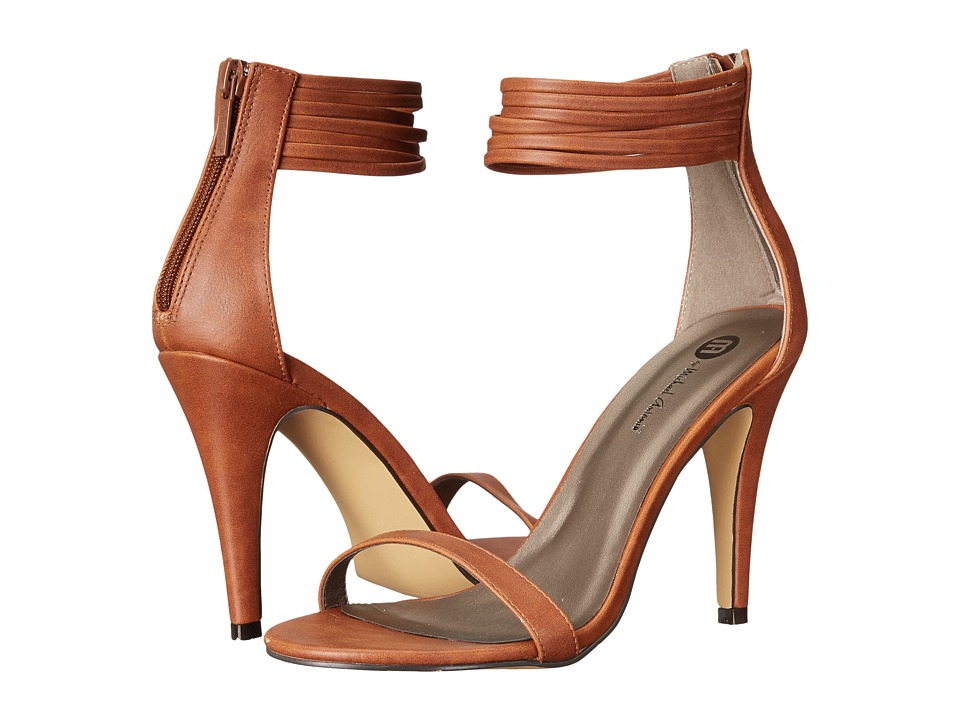 Michael Antonio - Regel (Cognac) High Heels