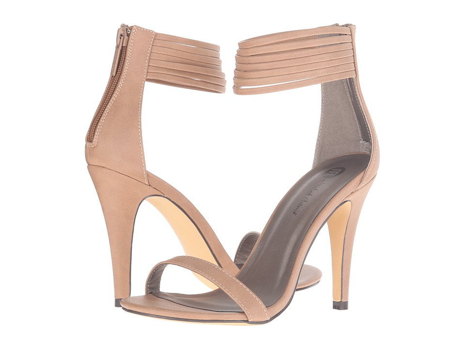Michael Antonio - Regel (Dark Nude) High Heels
