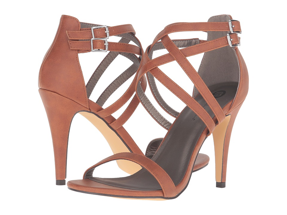 Michael Antonio - Rixy (Cognac) High Heels