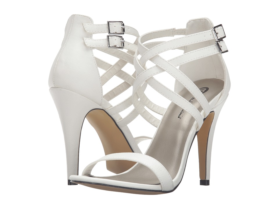 Michael Antonio - Rixy (White) High Heels