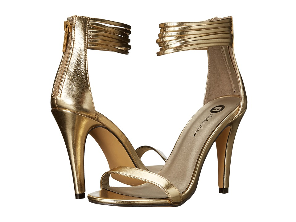 Michael Antonio - Regel (Gold Metallic) High Heels