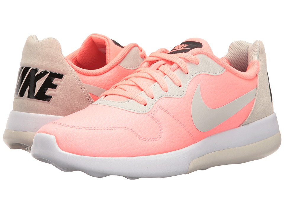 Nike - MD Runner 2 LW (Lava Glow/Black/Light Bone) Women's Running Shoes