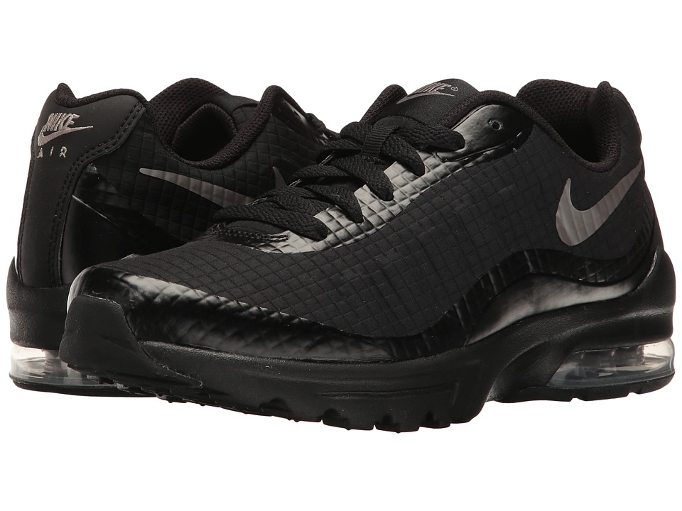 Nike - Air Max Invigor SE (Black/Metallic Pewter) Women's Shoes