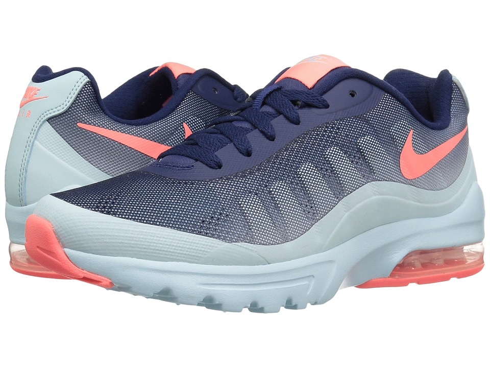 Nike - Air Max Invigor Print (Binary Blue/Glacier Blue/Lava Glow) Women's Classic Shoes