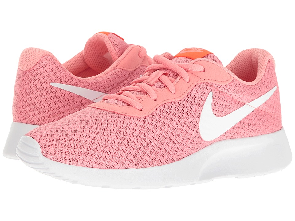Nike - Tanjun (Lava Glow/Total Crimson/White) Women's Running Shoes