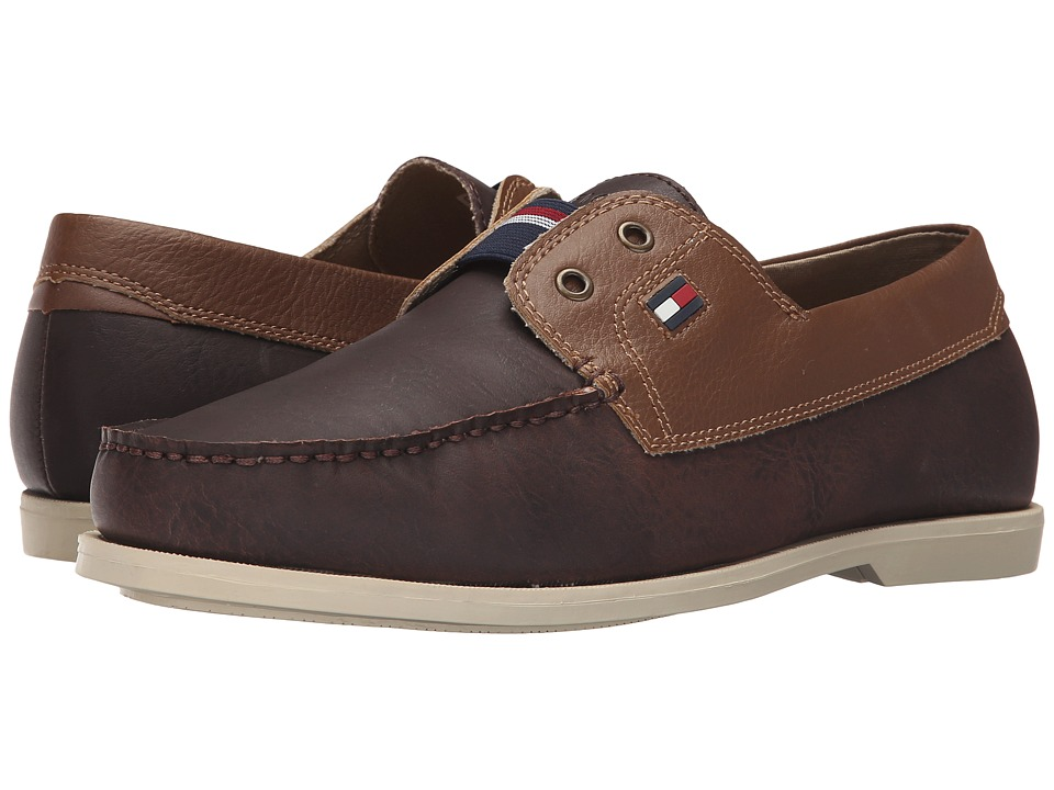 Tommy Hilfiger - Alfred (Cognac) Men's Shoes