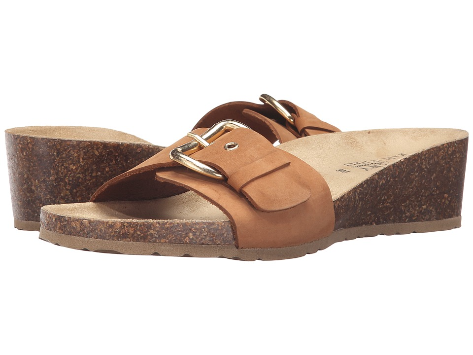 Easy Street - Amico (Tan Nubuck) Women's Shoes