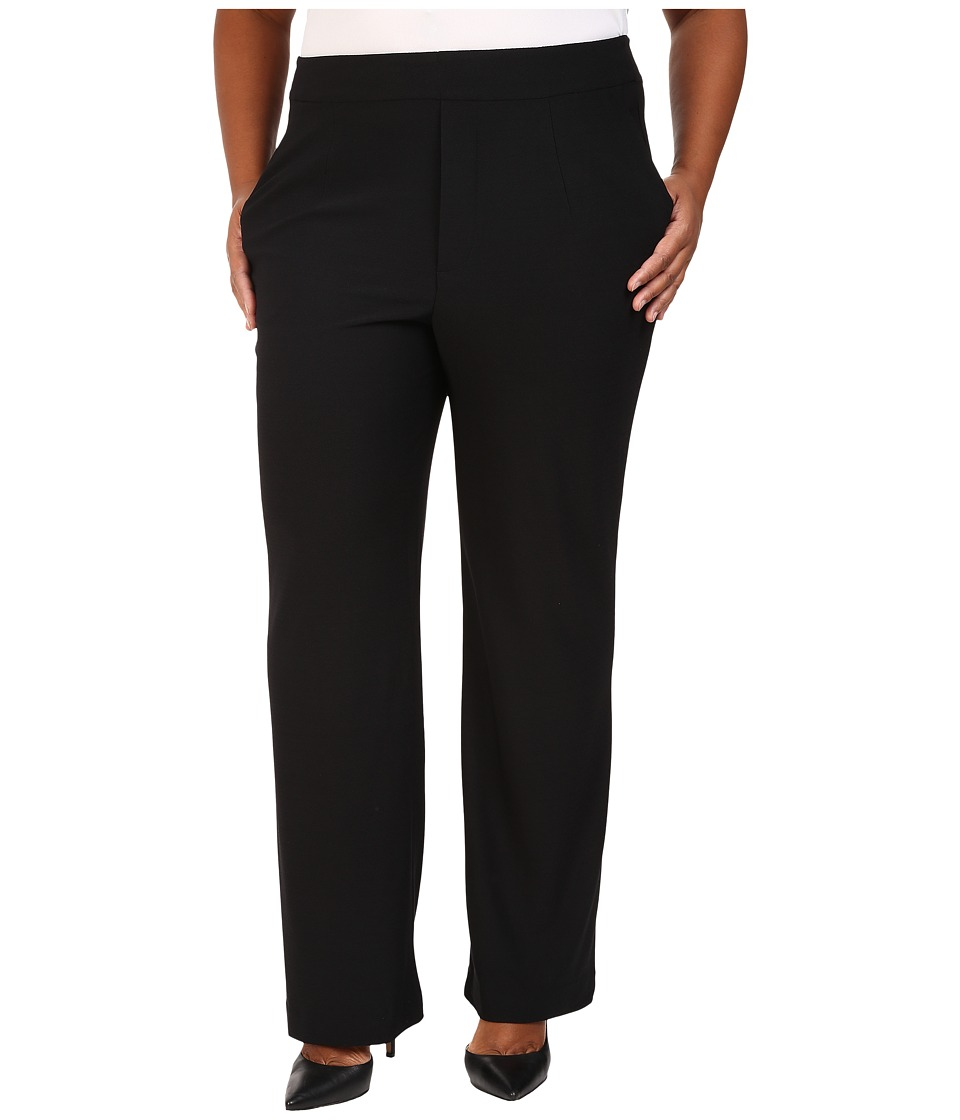 Lysse - Plus Size Leigh Pants (Black) Women's Casual Pants