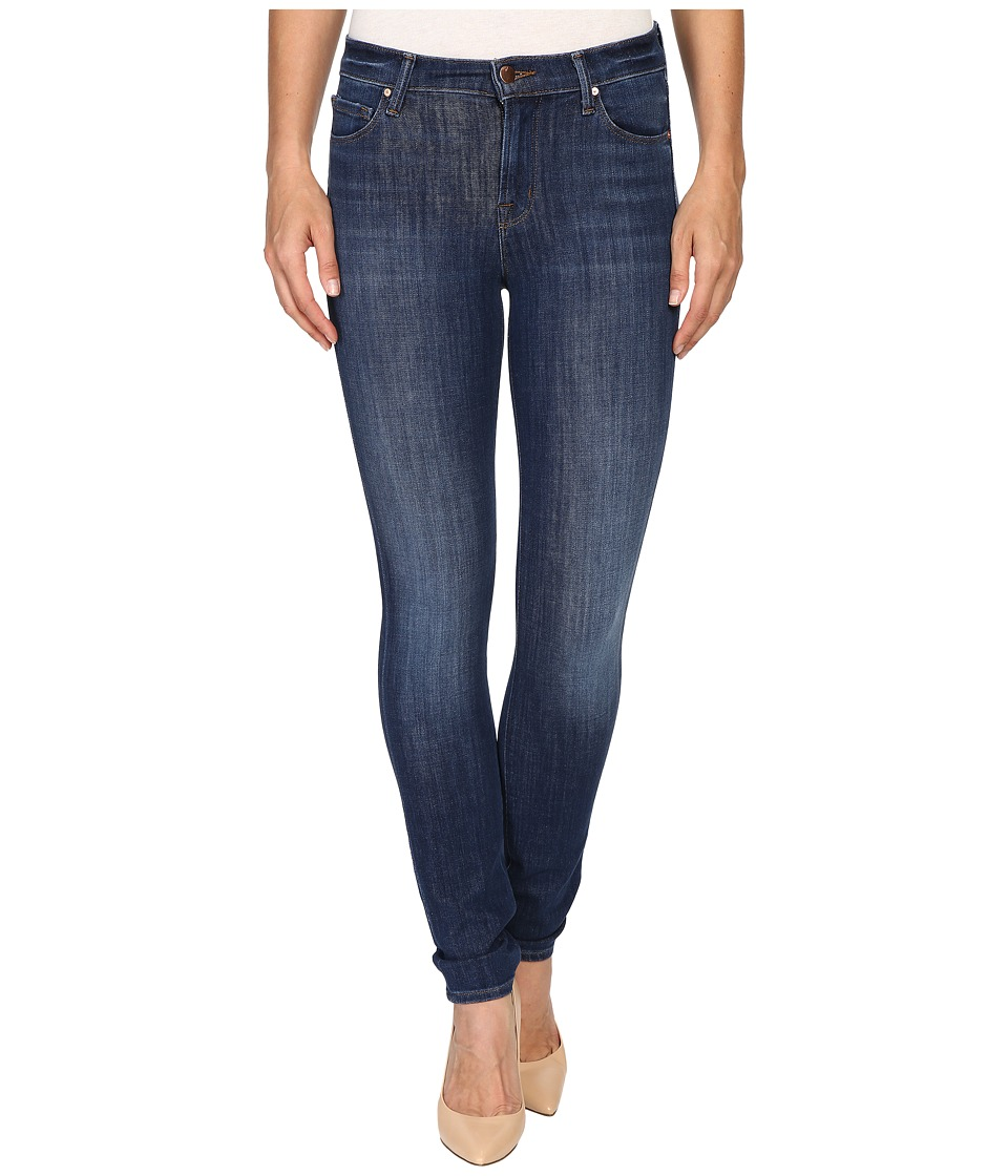 J Brand - Mid-Rise Skinny Jeans in Thrill (Thrill) Women's Jeans