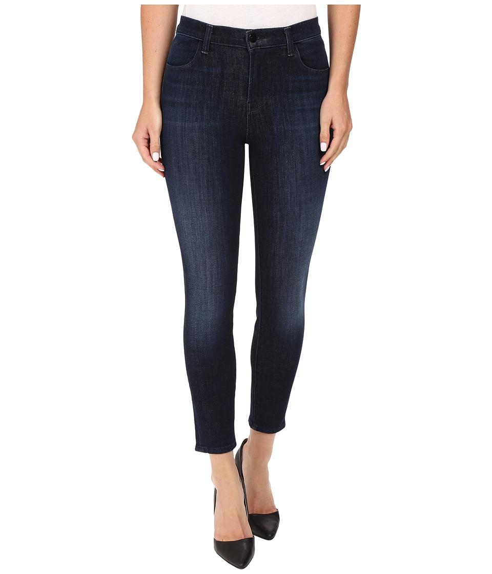J Brand - Alana High Rise Crop Jeans in Daring (Daring) Women's Jeans