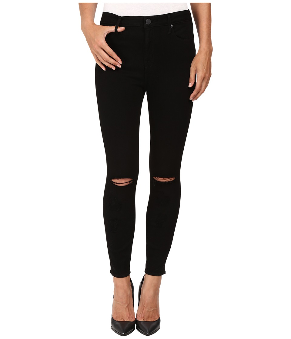 Parker Smith - Bombshell Crop in Metal Head (Metal Head) Women's Jeans