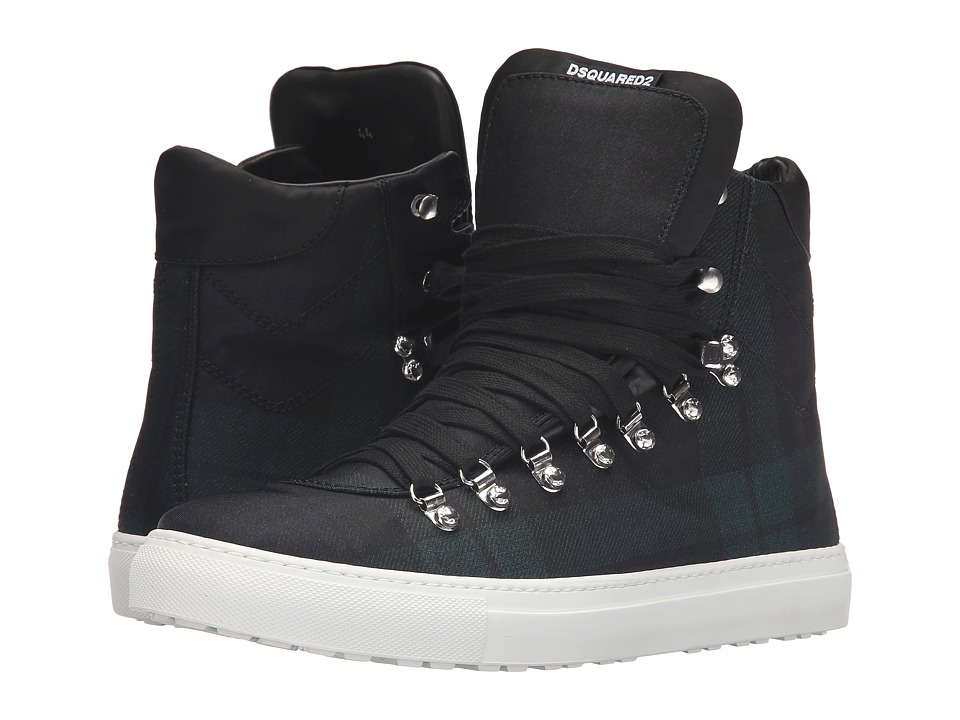 DSQUARED2 - W16SN111-618-M690 (Green/Blue) Men's Shoes