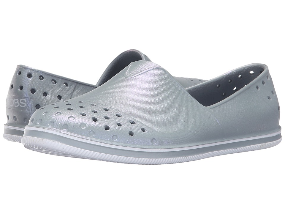 BOBS from SKECHERS - Aqua Bobs - Sea Horse (Silver) Women's Shoes