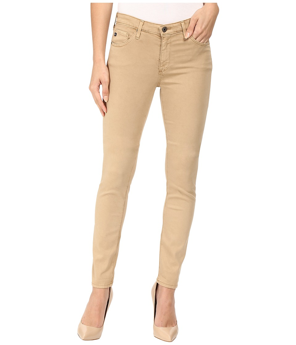 AG Adriano Goldschmied - Prima in Sulfur Toasted Umber (Sulfur Toasted Umber) Women's Jeans
