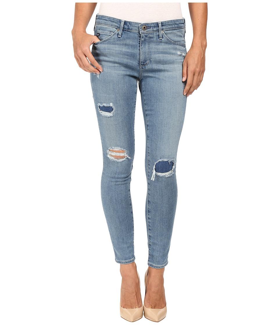 AG Adriano Goldschmied - Middi Ankle in Artisan (Artisan) Women's Jeans
