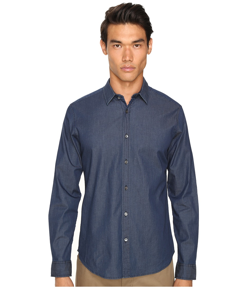 Theory - Zack PS Q.Bryer (Indigo) Men's Clothing