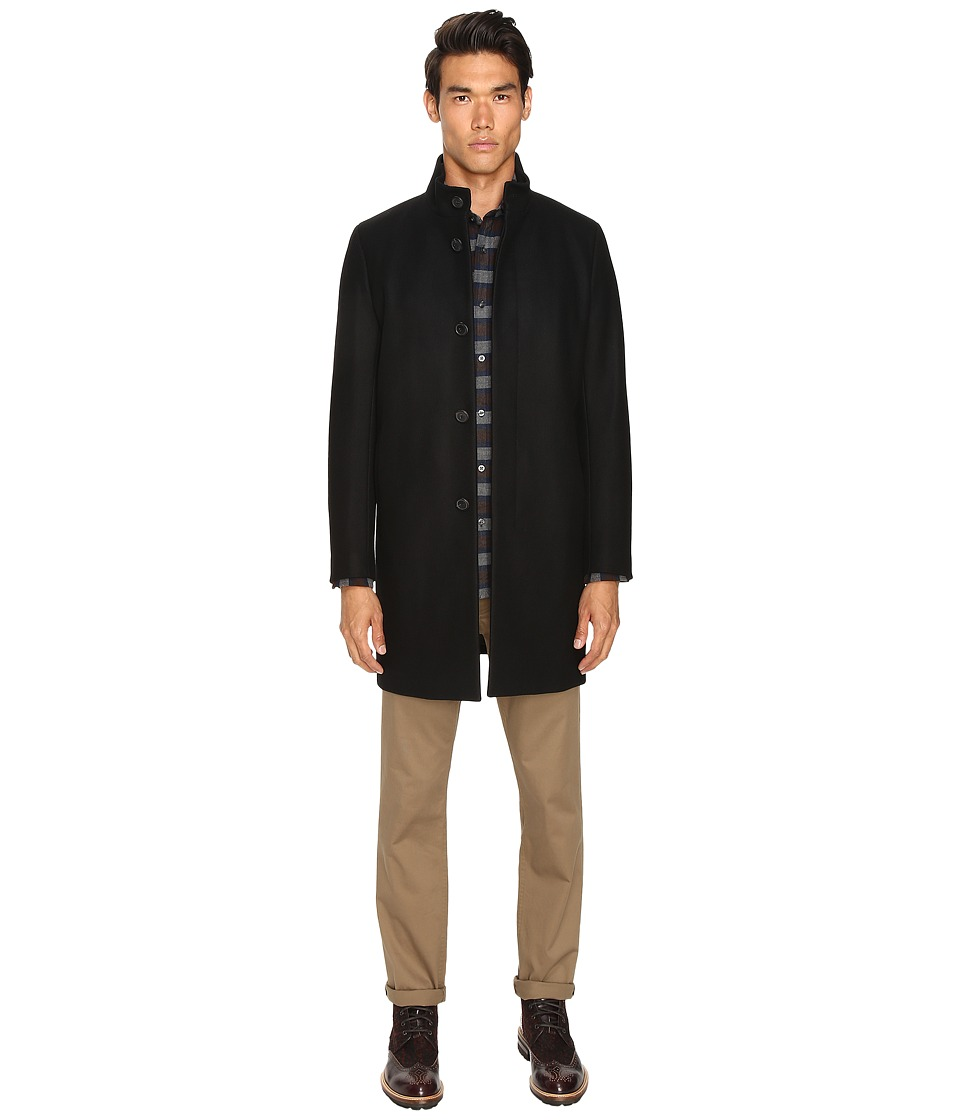 Theory - Belvin WP.Voedar (Black) Men's Coat