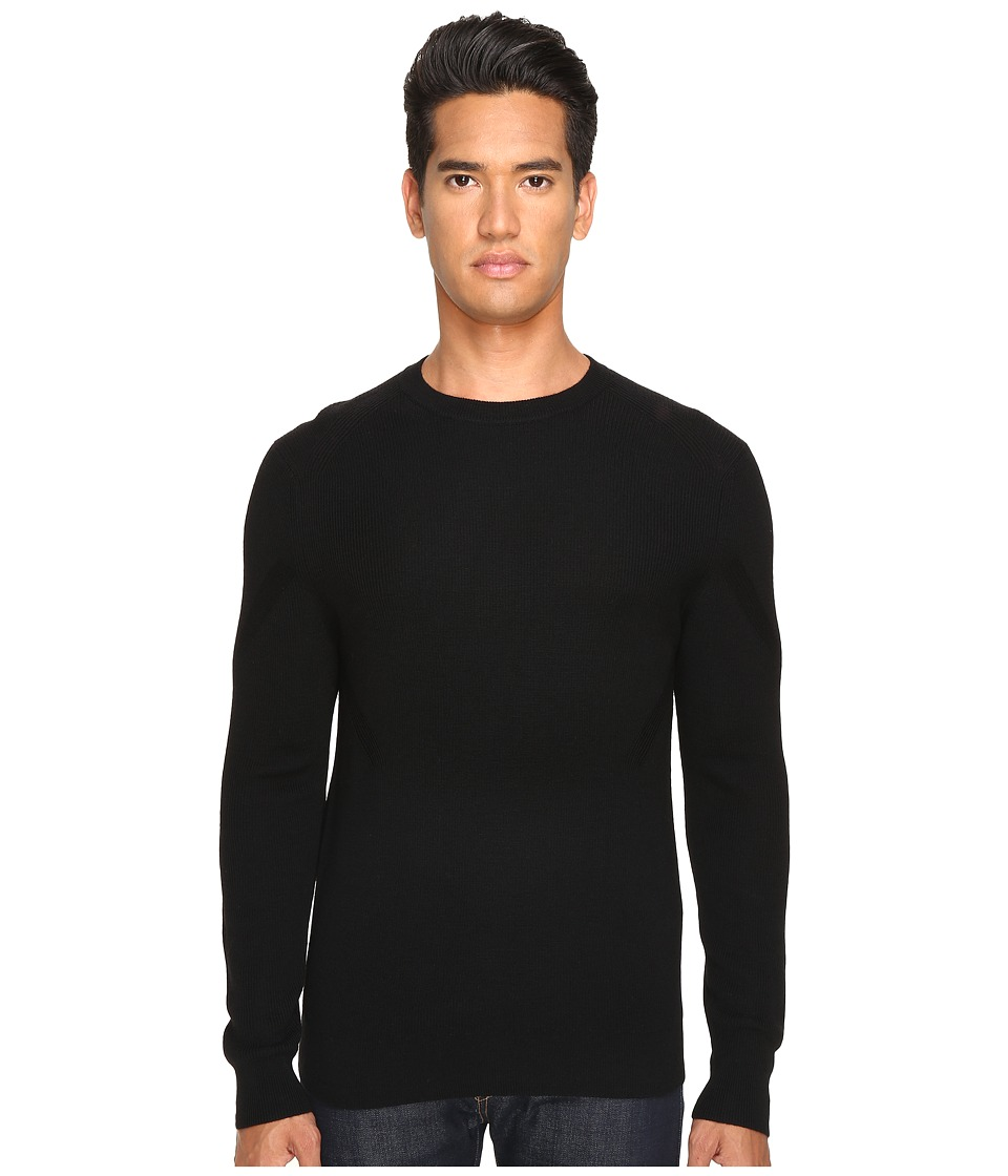Theory Ronzons WL.Cashwool (Black) Men