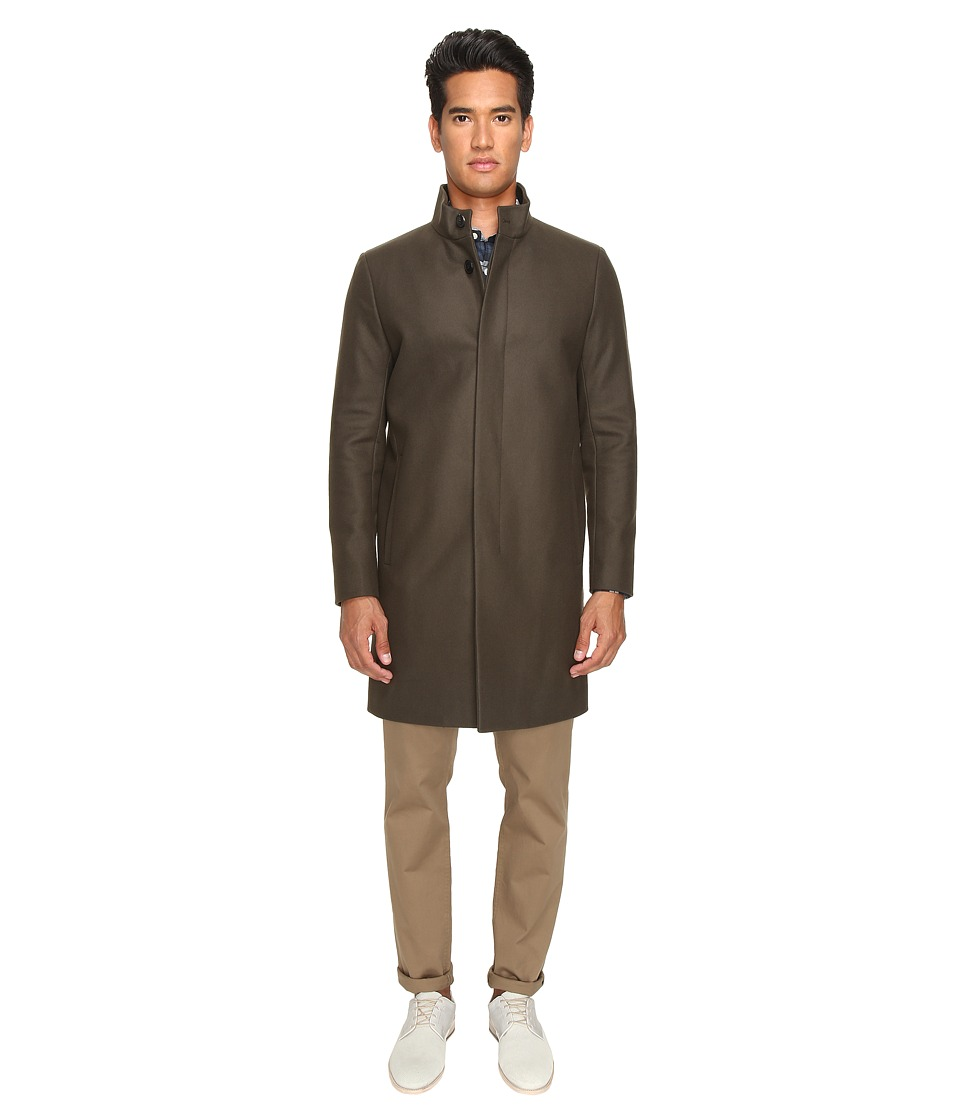 Theory - Belvin WP.Voedar (Dark Foundation) Men's Coat