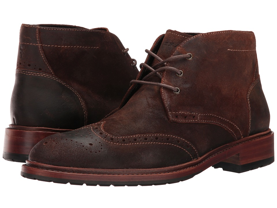 Trask Lawson (Snuff Oiled Suede) Men