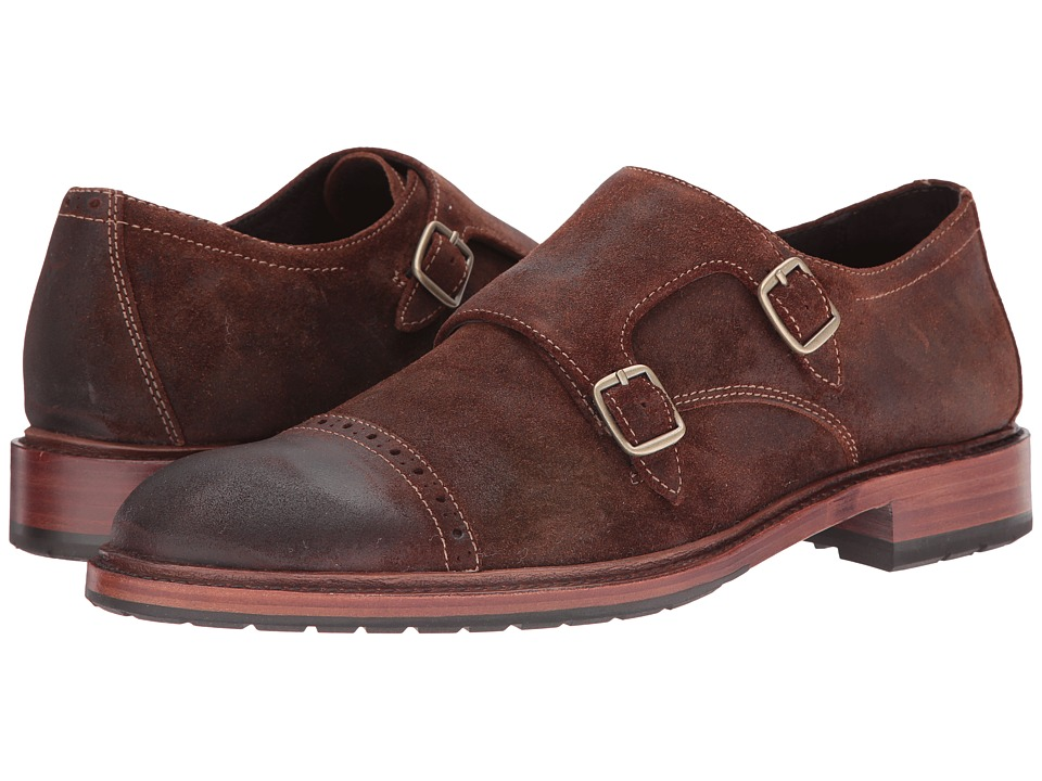 Trask Langley (Snuff Oiled Suede) Men
