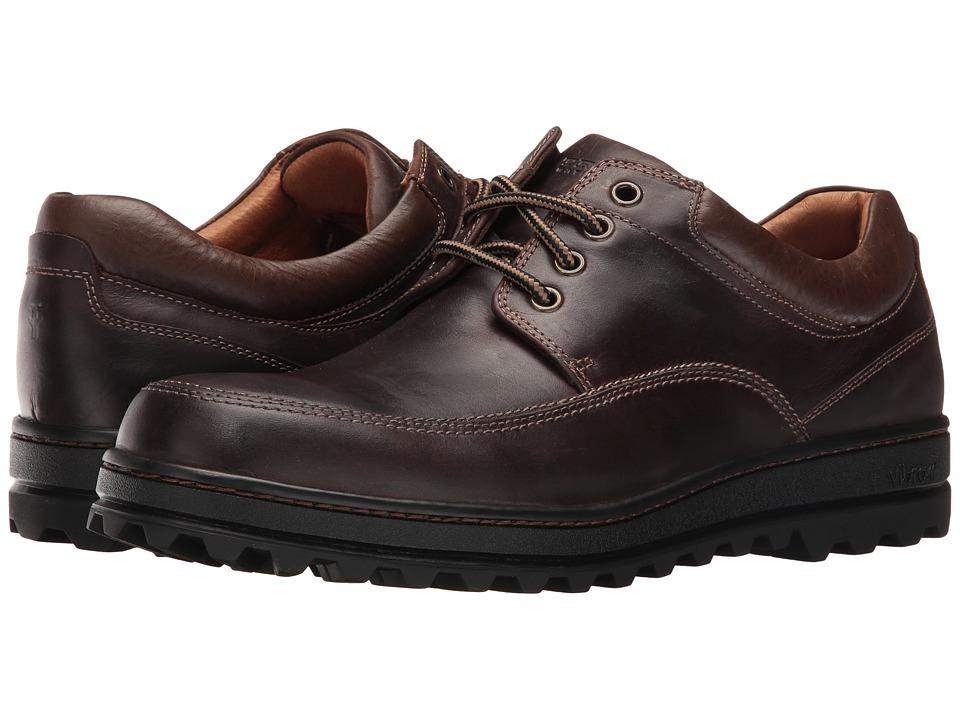 Trask - Westcott (Bourbon Waterproof American Bison) Men's Flat Shoes