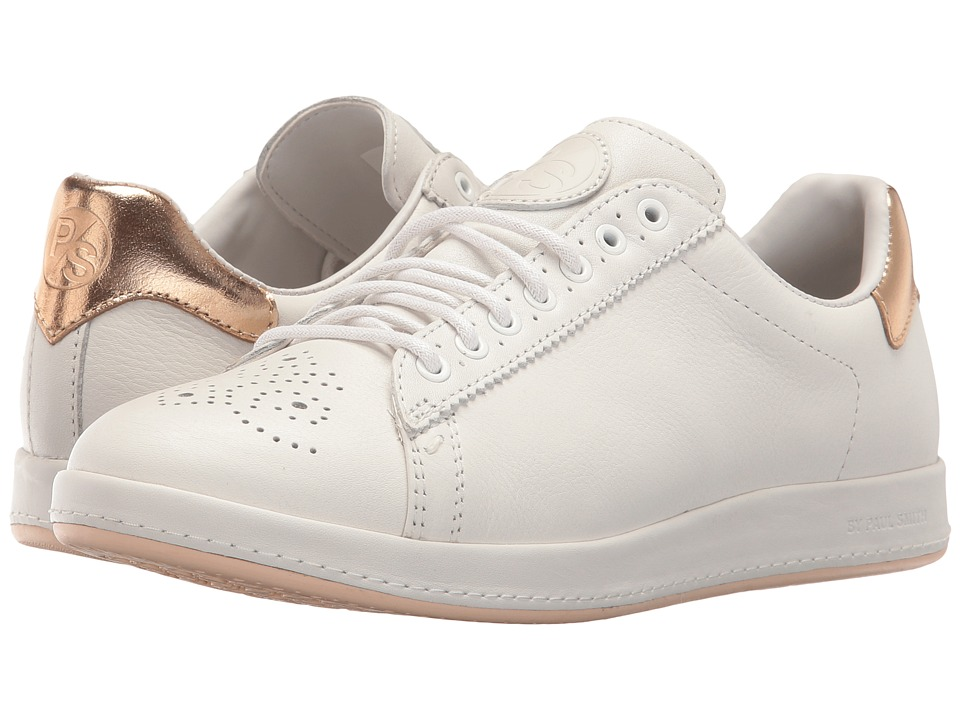 Paul Smith - Rabbit Sneaker (White 1) Women's Shoes
