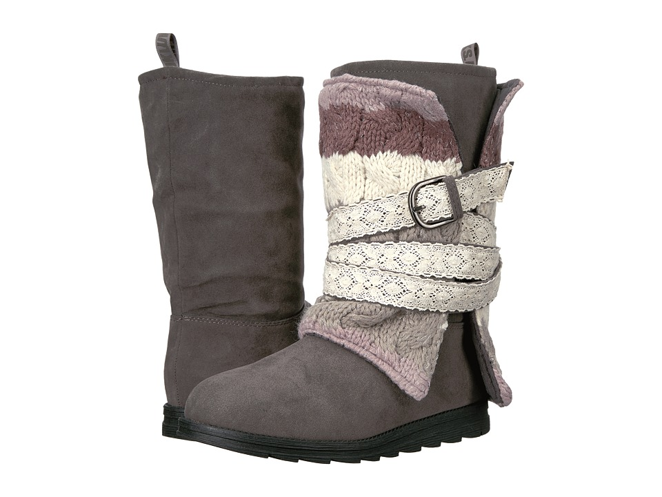 MUK LUKS - Nevia Boot (Gray) Women's Boots