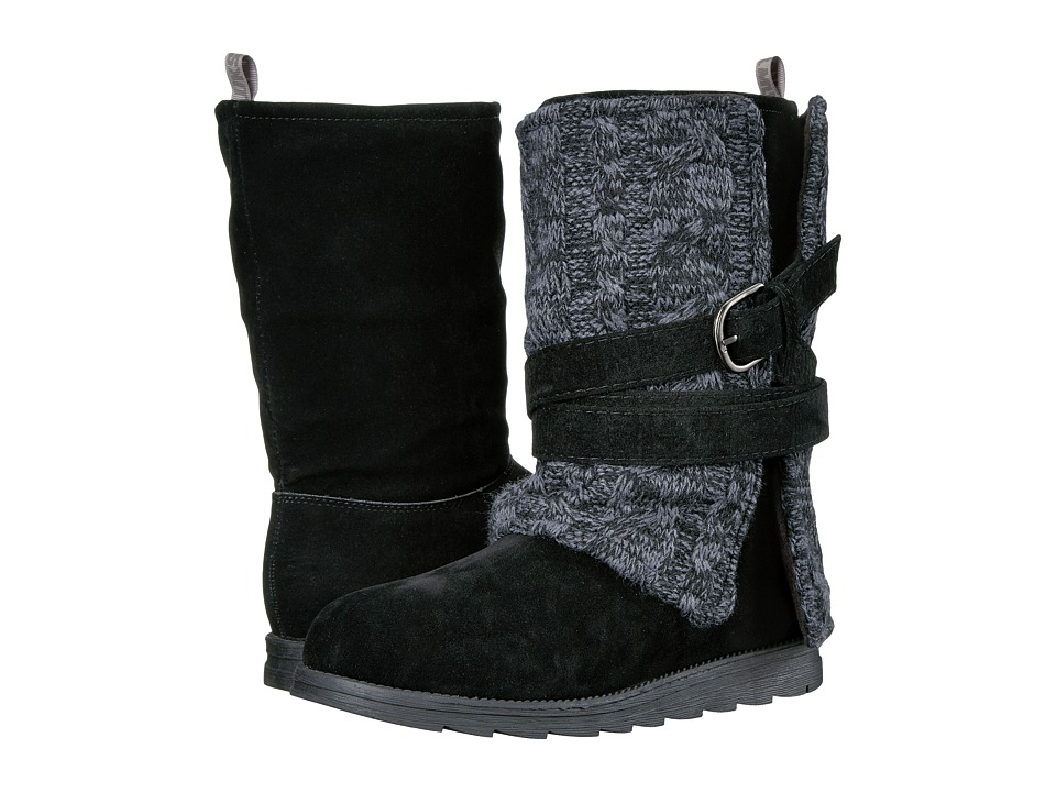 MUK LUKS - Nevia Boot (Black) Women's Boots