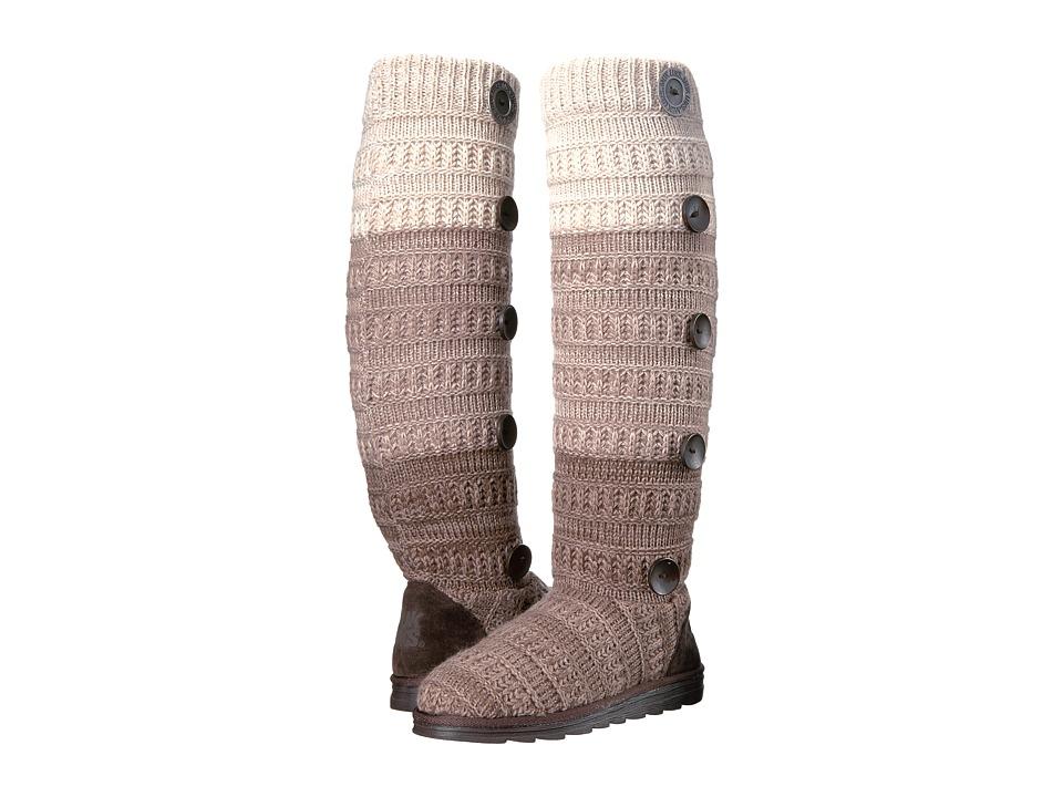 MUK LUKS - Kalie Boots (Brown/Tan) Women's Boots
