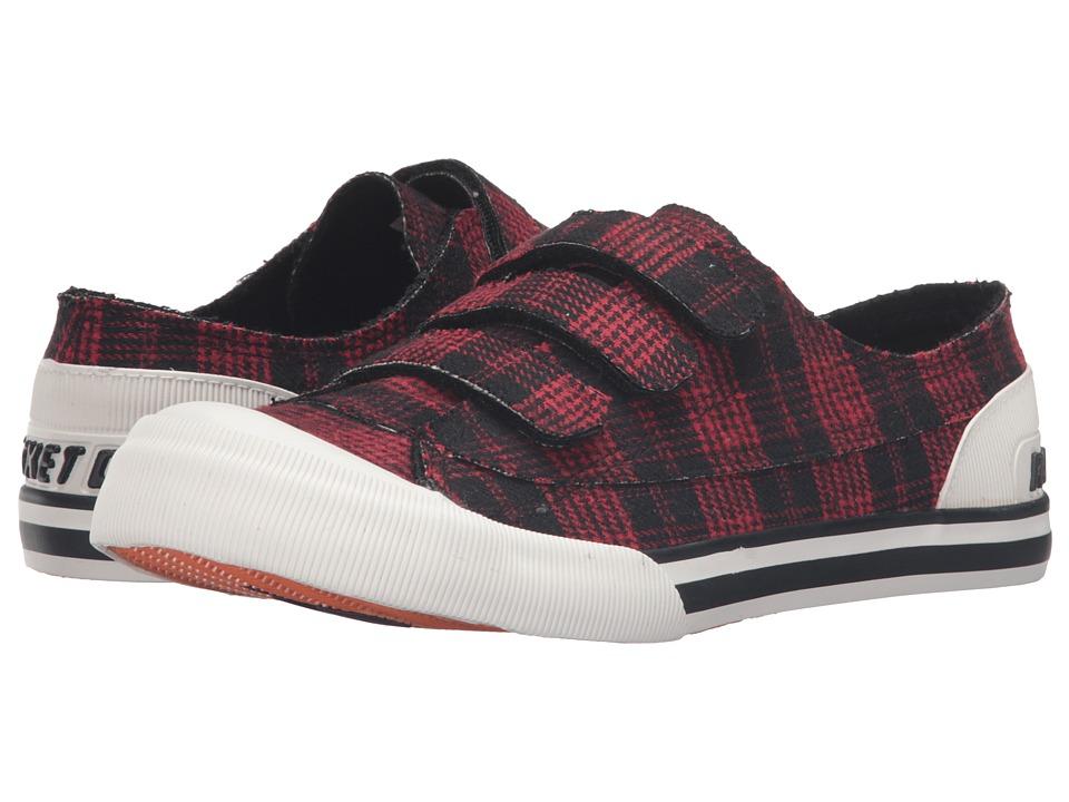 Rocket Dog - Jagg (Red Altan) Women's Shoes