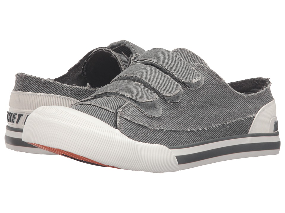 Rocket Dog - Jagg (Grey Topanga) Women's Shoes