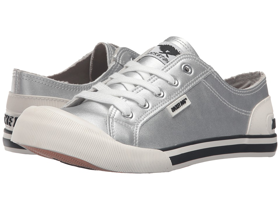 Rocket Dog - Jazzin (Silver Cadet) Women's Lace up casual Shoes