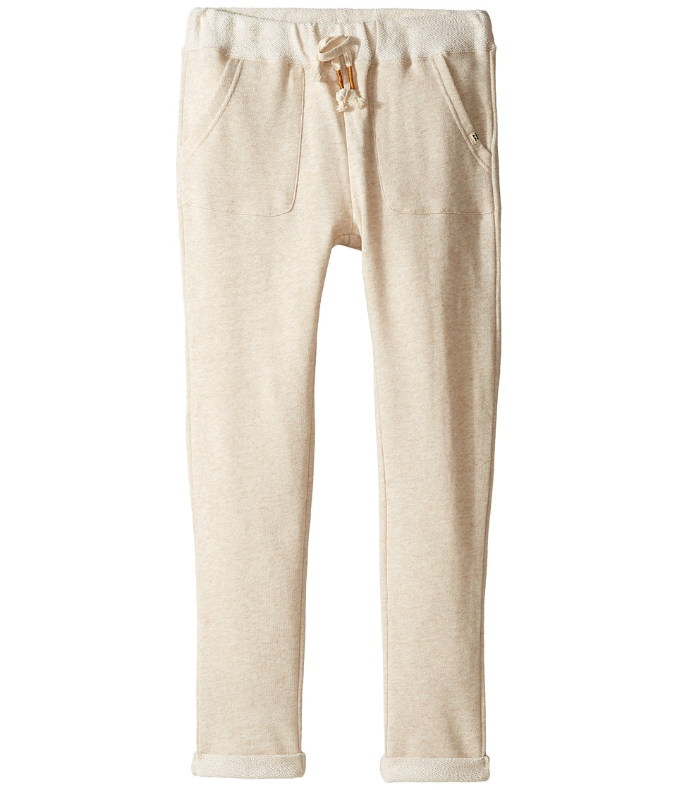 Billabong Kids - Tumble Down Pants (Little Kids/Big Kids) (Oatmeal Heather) Girl's Casual Pants