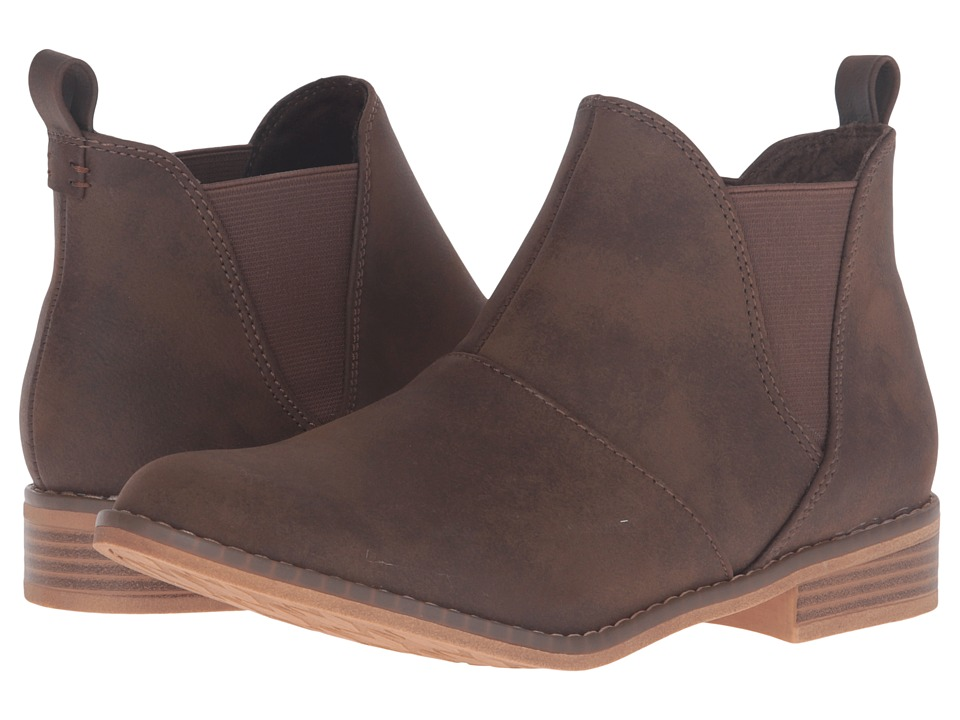 Rocket Dog - Maylon (Brown Graham) Women's Boots