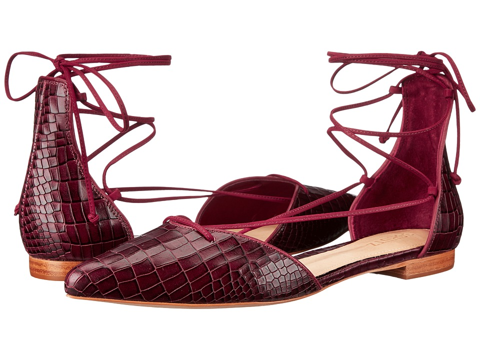 Schutz Neida (Red Wine) Women