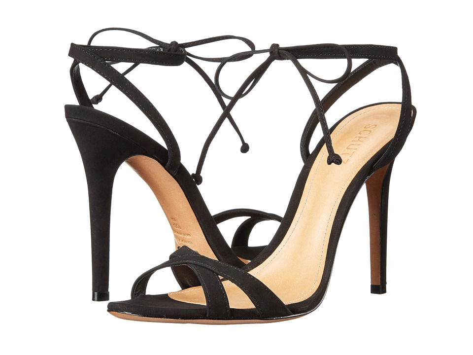Schutz - Lucie (Black) Women's Shoes