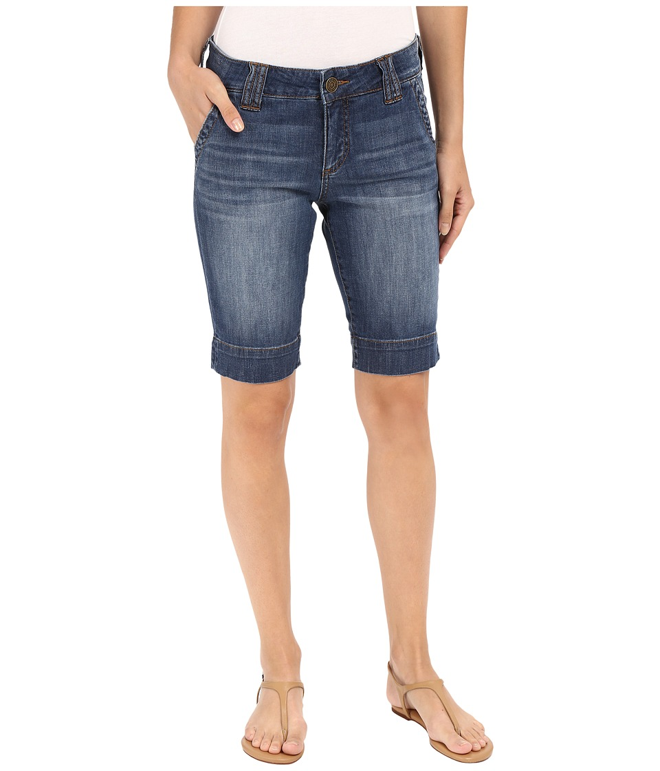 KUT from the Kloth - Trouser Bermuda Shorts (Bouncy) Women's Shorts