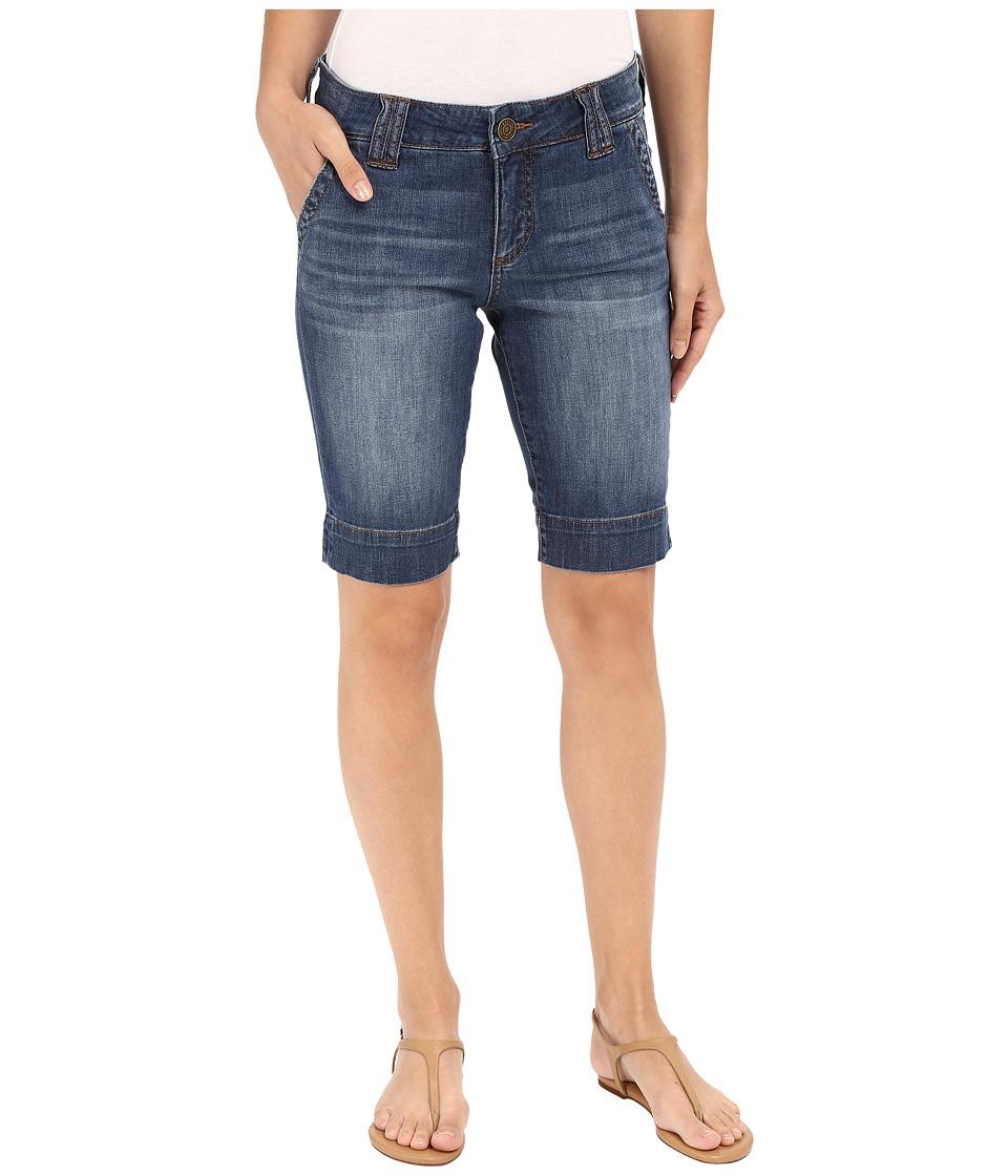 KUT from the Kloth - Trouser Bermuda Shorts (Bouncy) Women's Shorts