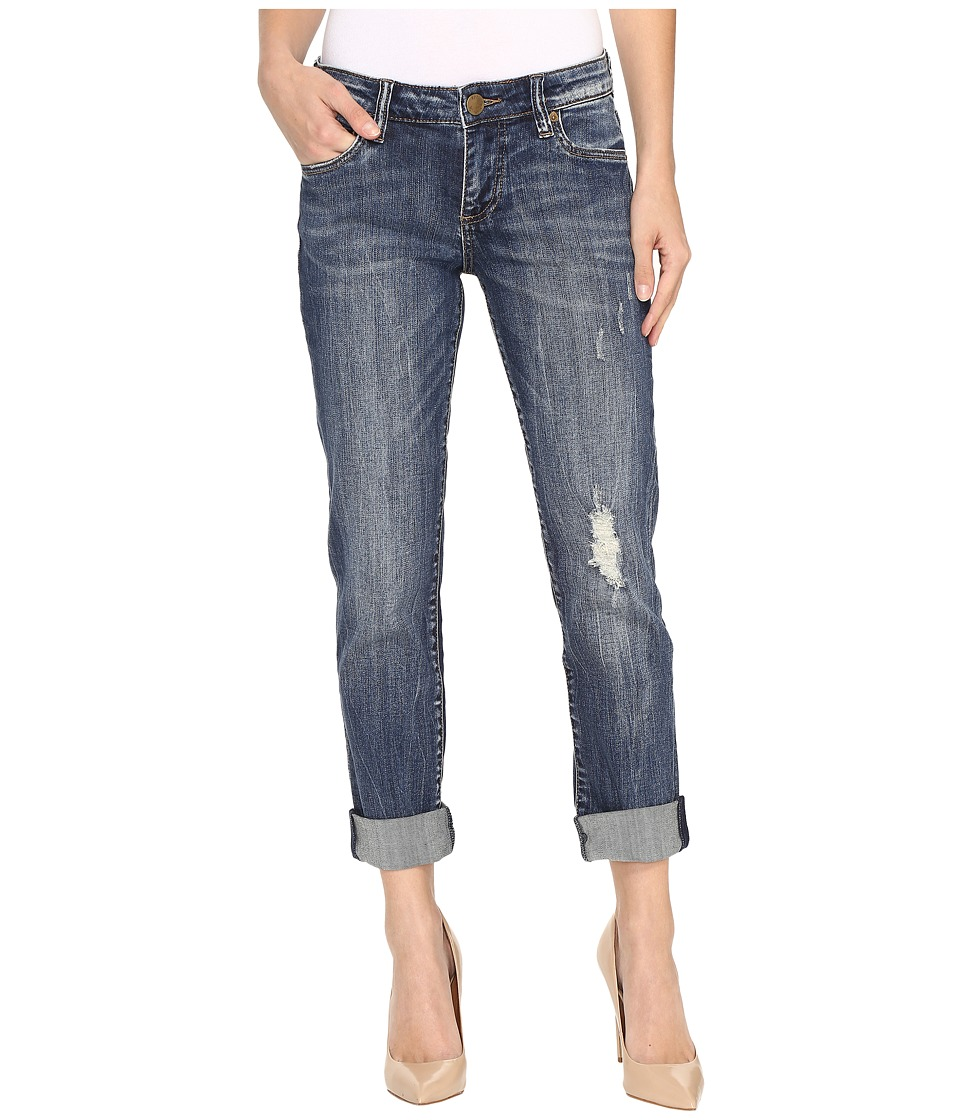 KUT from the Kloth - Catherine Boyfriend Jeans in Diverge (Diverge) Women's Jeans
