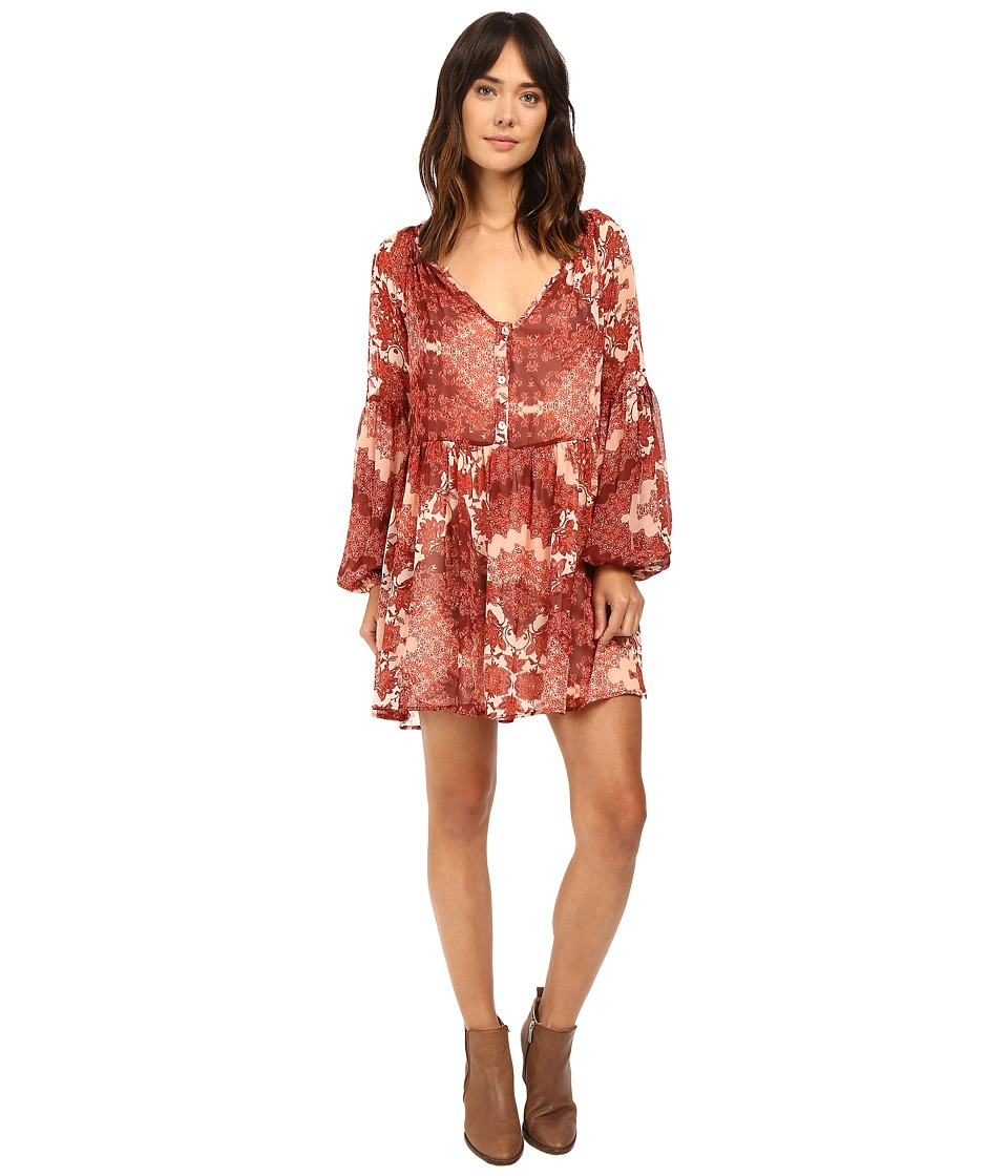 Show Me Your Mumu - Sienna Swing Tunic Dress (Happy Henna) Women's Dress