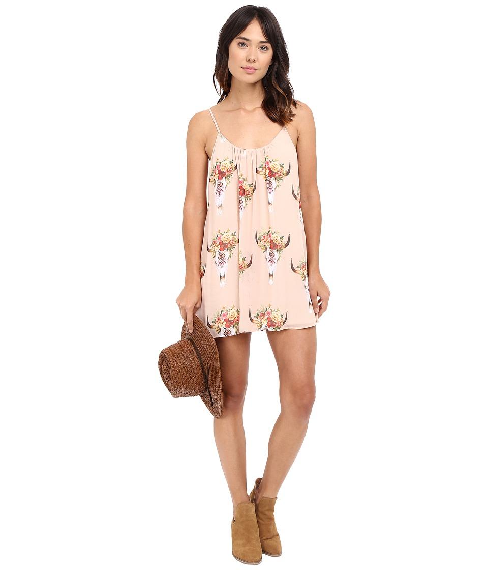Show Me Your Mumu - Trapeze Mini Dress (Frida Bullhead) Women's Dress