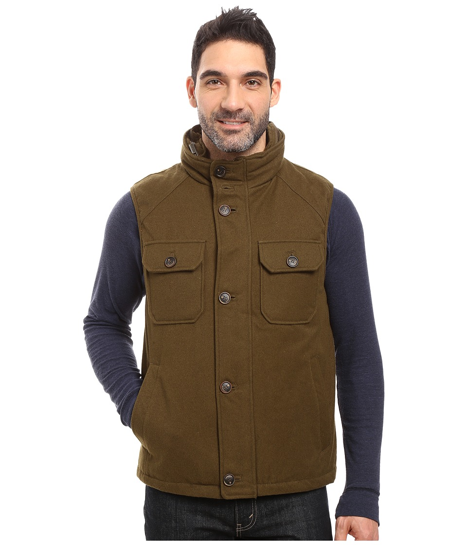 Rainforest - Aniak Vest (Military) Men's Vest