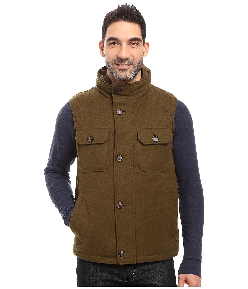 Rainforest - Aniak Vest (Military) Men's Vest