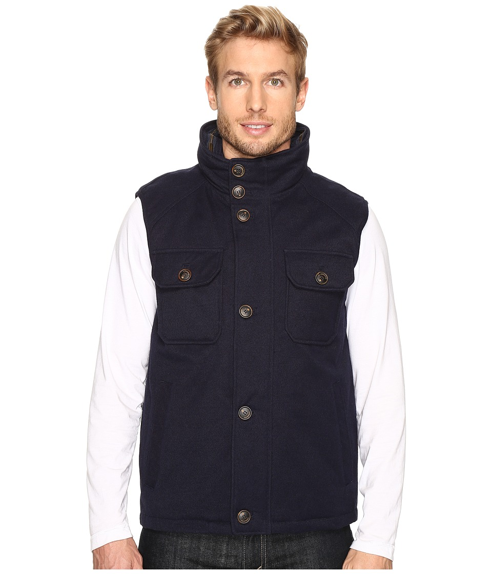 Rainforest - Aniak Vest (Navy) Men's Vest