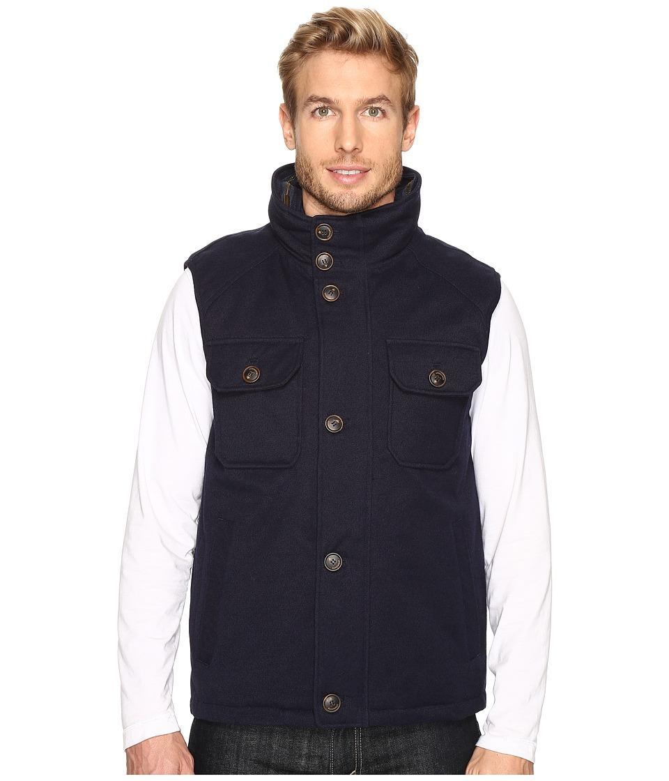 Rainforest - Aniak Vest (Navy) Men's Vest