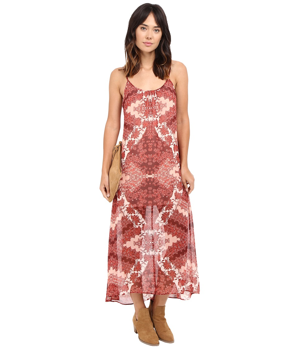 Show Me Your Mumu - Turlington Maxi Dress (Happy Henna) Women's Dress
