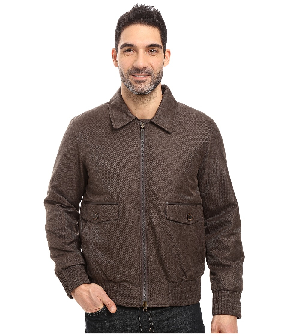 Rainforest - Wainwright Bomber Jacket (Acorn) Men's Coat