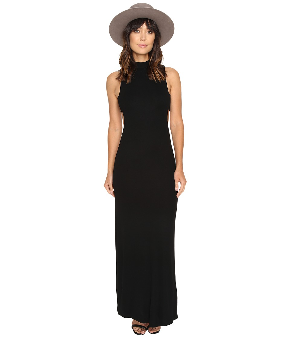 Stone Cold Fox - Aki Gown (Black) Women's Dress