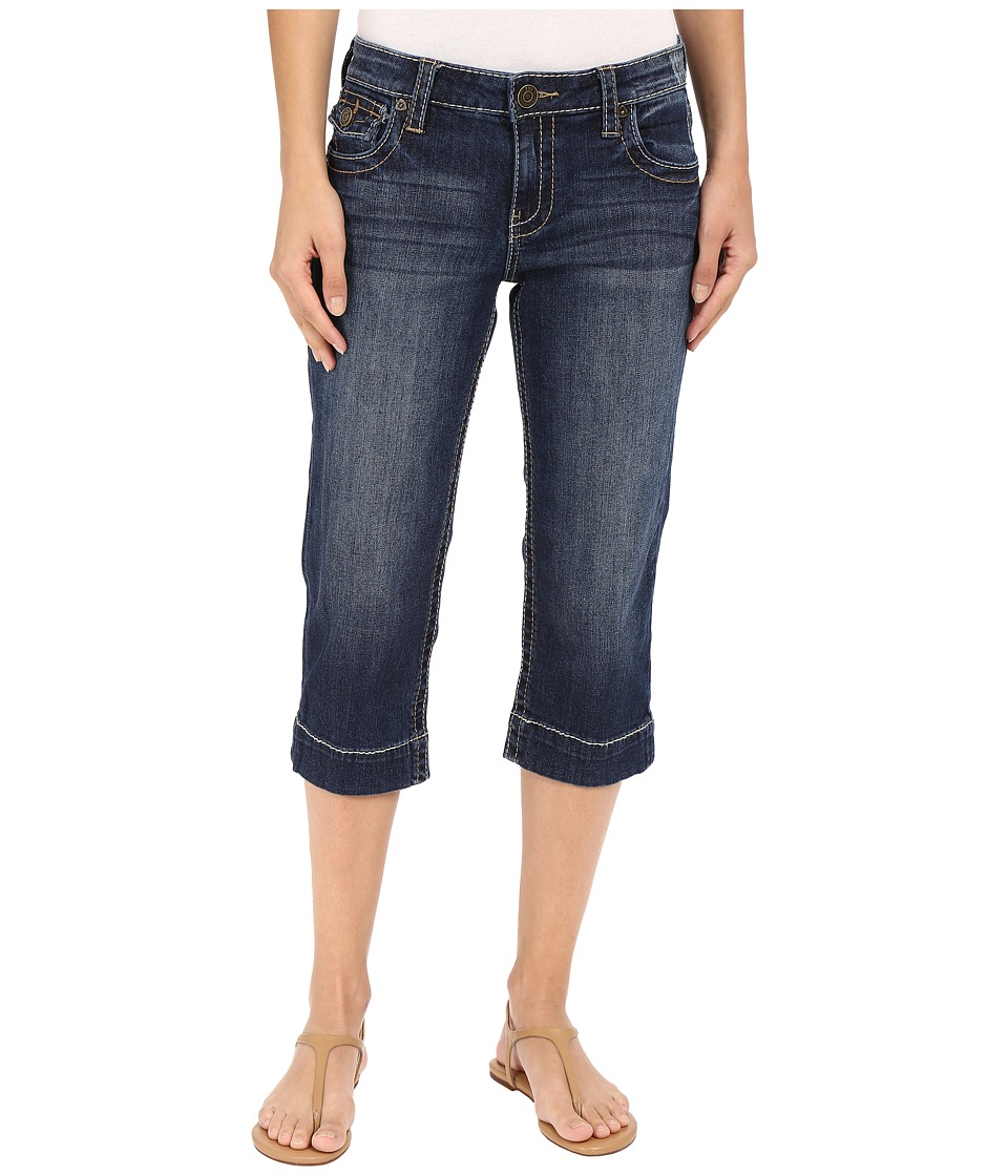 KUT from the Kloth - Natalie Crop Jeans in Vagos (Vagos) Women's Jeans